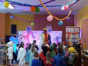 2018- Karneval S Hopsalínem