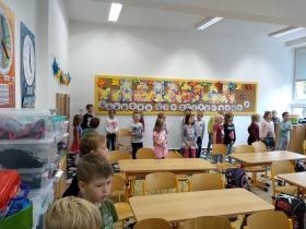 2019 - Návštěva 1. třídy ZŠ I. Sekaniny