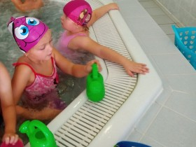 2019 - Plavecký kurz říjen
