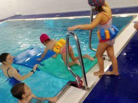 2020 - 2. lekce plavání - 9. 12. 2020