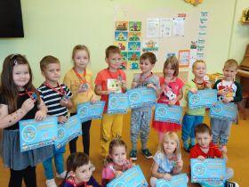 2020 - Projekt České obce Sokolské - Cvičíme se zvířátky
