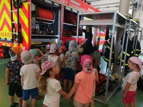 červen 2019- V hasičské zbrojnici