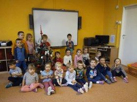 Vánoční nadílka II. třída